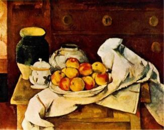 cezanne peaches