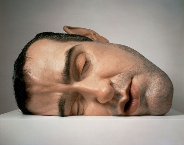Ron-Mueck-mascara