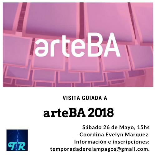arteba flyer